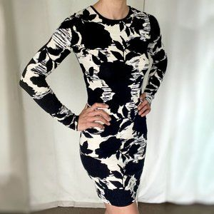 Topshop Tall bodycon dress